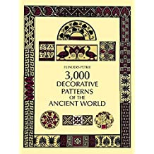 3,000 Decorative Patterns of the Ancient World (Dover Pictorial Archive) (English Edition)