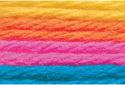 Coats Yarn Red Heart Kids Yarn, Bikini Ombre