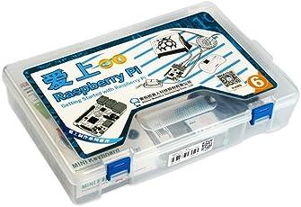 爱上Raspberry Pi 3代 入门套件 爱上树莓派套件 含中文教材 现货热销--奥松机器人RobotBase