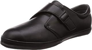 [MOONSTAR] 正式鞋 日本制造 17~23cm 0.5cm有 儿童 MS C2224 黑色 17.5 cm 2E