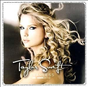 泰勒•斯威夫特:Taylor Swift Fearless放手去爱(CD)
