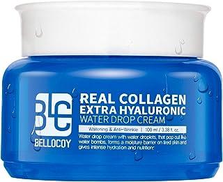 BELLOCOY BELLOCOY Real Collagen Extra 玻尿酸水滴霜 100ml