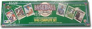 MLB 1990 Upper Deck 工厂套装
