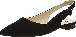 HÖGL 女士Cheery 封闭芭蕾舞鞋 黑色(黑色 0100) 34.5 EU