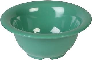 Excellante 12 件 10 盎司汤碗,5-1/2 英寸,绿色