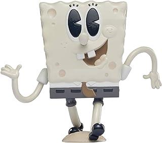 SpongeBob SquarePants、SpongePop CulturePants、4.5 英寸可收藏的乙烯基公仔、Old-Timey Spongebob