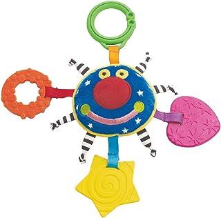 Manhattan Toy Whoozit 轨道牙胶和旅行玩具