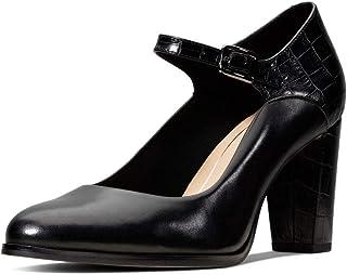 Clarks Kaylin Alba 女式系带高跟鞋
