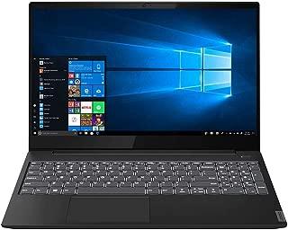 """2019 *新款联想 IdeaPad S340 15.6"""" 1920x1080 全高清笔记本电脑 - 英特尔四核 i5-8265U 处理器 1.6GHz;8GB DDr4-2400 RAM;256GB SSD;英特尔 UHD 显卡 615 黑色"""