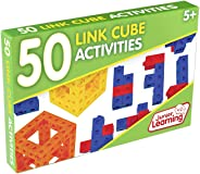 Junior Learning 50 Link Cube Activity