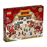 LEGO 80105 中国新年寺庙展会