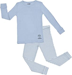 Woolino 中性款儿童睡衣套装,* 美利奴羊毛,1-5 岁,长袖