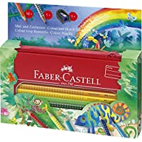 Faber-Castell Colour GRIP 次 - 和字符套装 Colour GRIP Dschungel