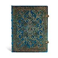 paperblanks 爱尔兰 Equinoxe昼夜之冠系列笔记本 大号 天青色