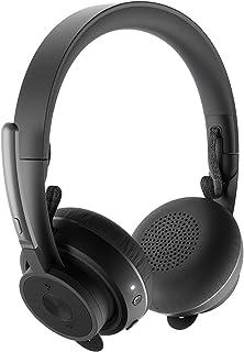 Logitech 罗技 Zone 无线蓝牙 – 耳机 – 入耳式蓝牙 – 无线 – 主动降噪