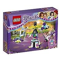 LEGO 乐高 Friends 系列 游乐场太空飞船 41128 6-12岁 积木玩具