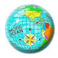 Mondo – 球形世界地图 PVC,230 毫米(2400)