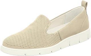 ECCO 女士 Bella 芭蕾平底鞋