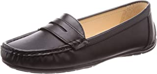 [Romeo Valentino ] 平底鞋 软皮平底鞋 PU皮革 3E 平底 休闲 鞋 女士 B18150