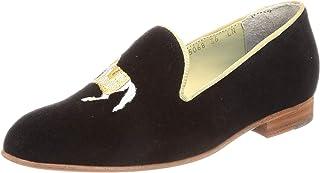 [欧乐] 咪莫莎 拖鞋 CARROUSEL/卡鲁塞尔刺绣 工匠手工制作 奢侈品 *适*为礼物送人 女士 AU-001