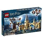 LEGO 乐高  拼插类 玩具  Harry Potter TM 哈利·波特系列 霍格沃茨城门与打人柳 75953 8-14岁
