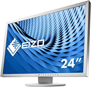 Eizo EV2430-GY FlexScan 61.24 厘米(24.1 英寸) 24.1 英寸 IPS/LED Moniter