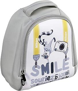 Nikon Coolpix S 33 背包旅行手提箱包SAC A DOS BLANC /S33 0