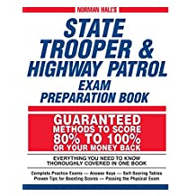 Norman Hall's State Trooper & Highway Patrol Exam Preparation Book (English Edition)