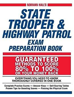 """Norman Hall's State Trooper & Highway Patrol Exam Preparation Book (English Edition)"",作者:[Hall, Norman]"