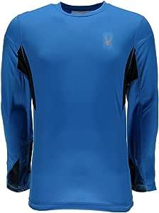 Spyder 男式 Alps 长袖 Tech T 恤