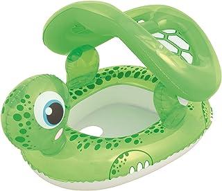 H2OGO! Floating Turtle 婴儿护理座椅充气泳池浮动