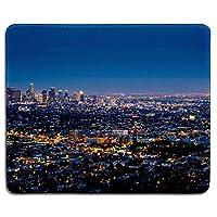 艺术鼠标垫系列 Los Angeles Skyline