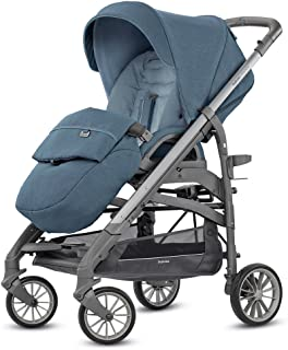 Inglesina AG37K6ARB Trilogy 嬰兒車,藍色