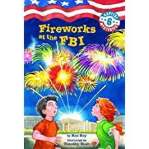 Capital Mysteries #6: Fireworks at the FBI (English Edition)