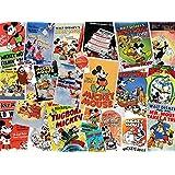 Ceaco Disney Mickey Mouse 海报拼图(1500 片)
