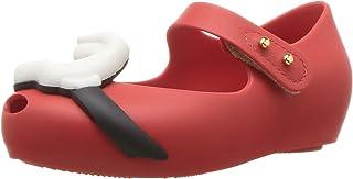 Mini Melissa Mini Ultragirl + Disney Mary Jane 儿童平底鞋