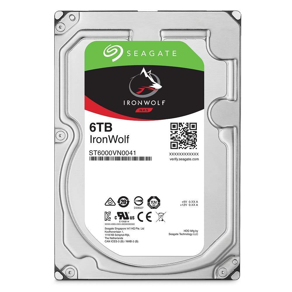シーゲイトシーゲイト内蔵ハードディスクドライブの正規代理店品F:6TB