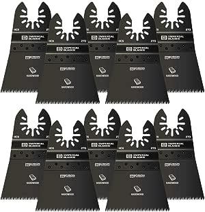 帝国 blades-iboa220u.s.a.-one 制造修身日本 Precision BLADE 适合 FEIN BOSCH rockwell makita Milwaukee DEWALT & More