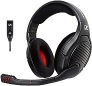 Sennheiser 森海塞尔 PC 373D - 7.1环绕声游戏耳机