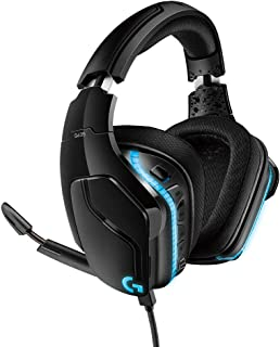 Logitech G635 无线游戏耳机981-000750 Wired One Size