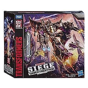 Transformers Toys Generations War for Cybertron Voyager Wfc-S27 霸天虎幻影中队 4 件装 - *终攻击人物系列:* 2 部分(亚马逊*)