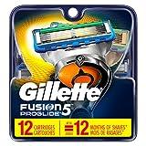 Gillette 吉列 Fusion ProGlide 男士刮胡刀刀片 - 12 刀片