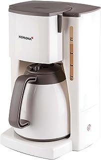 Korona 咖啡机带2个保温瓶 Creme-braun Thermokaffeeautomat 1 Kanne