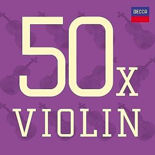 50 X 小提琴 [3 CD]