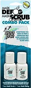 500 PSI DEFOG/MASK SCRUB PACK