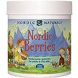 【跨境自营】Nordic Naturals 挪帝克 儿童浆果软糖120粒(美国品牌 保税仓发货)包税