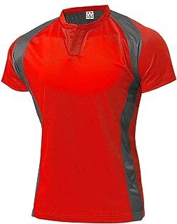 wundou P-3510橄榄球衫 P-3510 红色 110