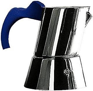 Mepra 1/3 杯咖啡机,钴蓝色