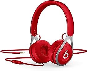 Beats EP 头戴式耳机 - 红色 具有线控和麦克风功能 噪音隔绝(有线)