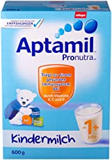 Aptamil 德国爱他美幼儿配方奶粉1+段纸盒装(一周岁及以上) 600g [跨境自营]包邮包税